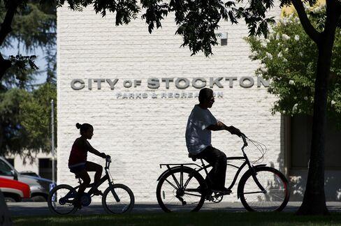 Stockton, California, to File for Bankruptcy as Talks Fail