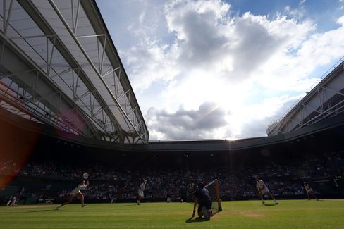 Wimbledon Members to Take Tea at Practice Courts During Olympics