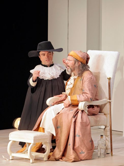 'The Imaginary Invalid'