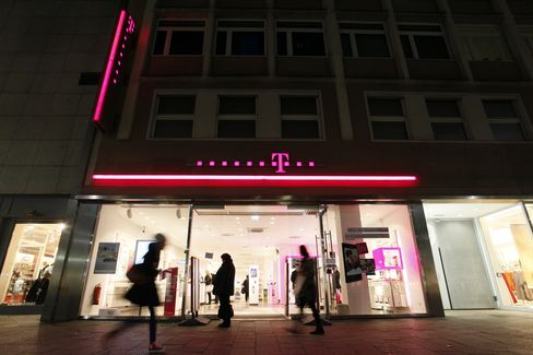 Germany Asked to Forgo $1.3 Billion Deutsche Telekom Payout