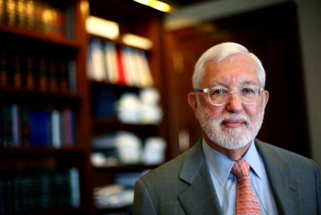 Judge Rakoff, friendly-looking scourge of the SEC.