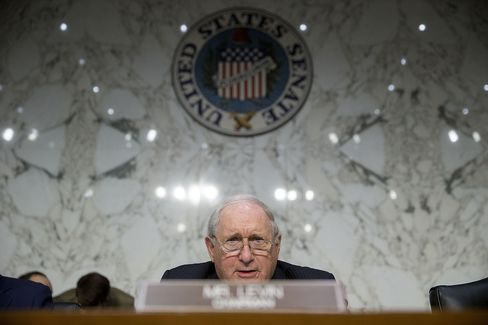 Permanent Subcommittee On Investigations Hearing With Barclays And Renaissance Technologies