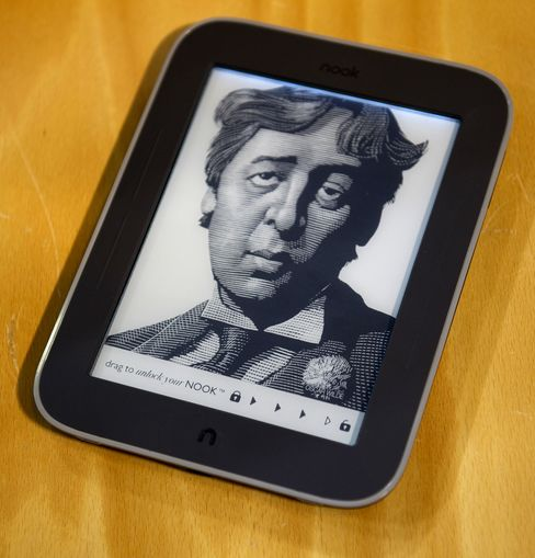 Barnes & Noble's Nook E-Reader Unit Gets Investment From Pearson