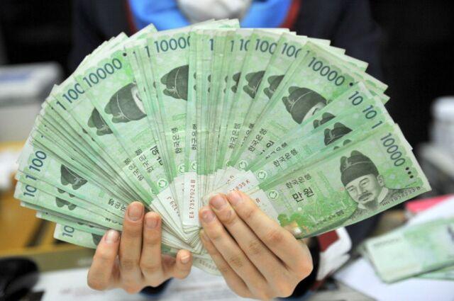 Korea Inc. has too much cash.