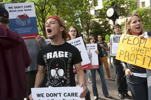 Monday Protests Swell as Republican Party Remakes North Carolina