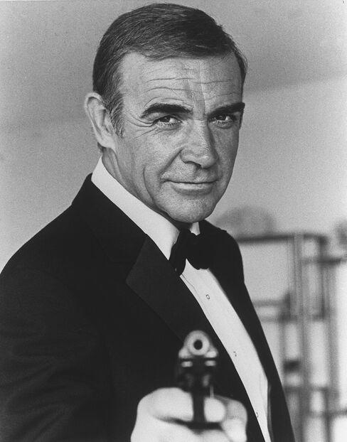 Sean Connery 'Never Say, Never Again'