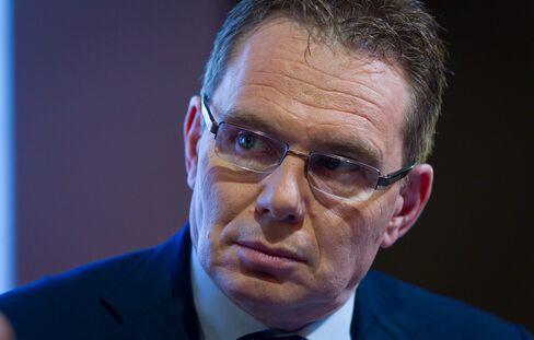 BHP New CEO Andrew Mackenzie