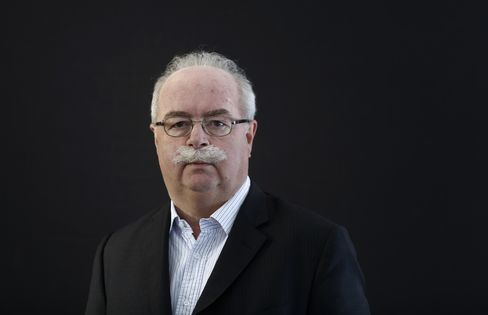 Total SA Chief Executive Officer Christophe de Margerie