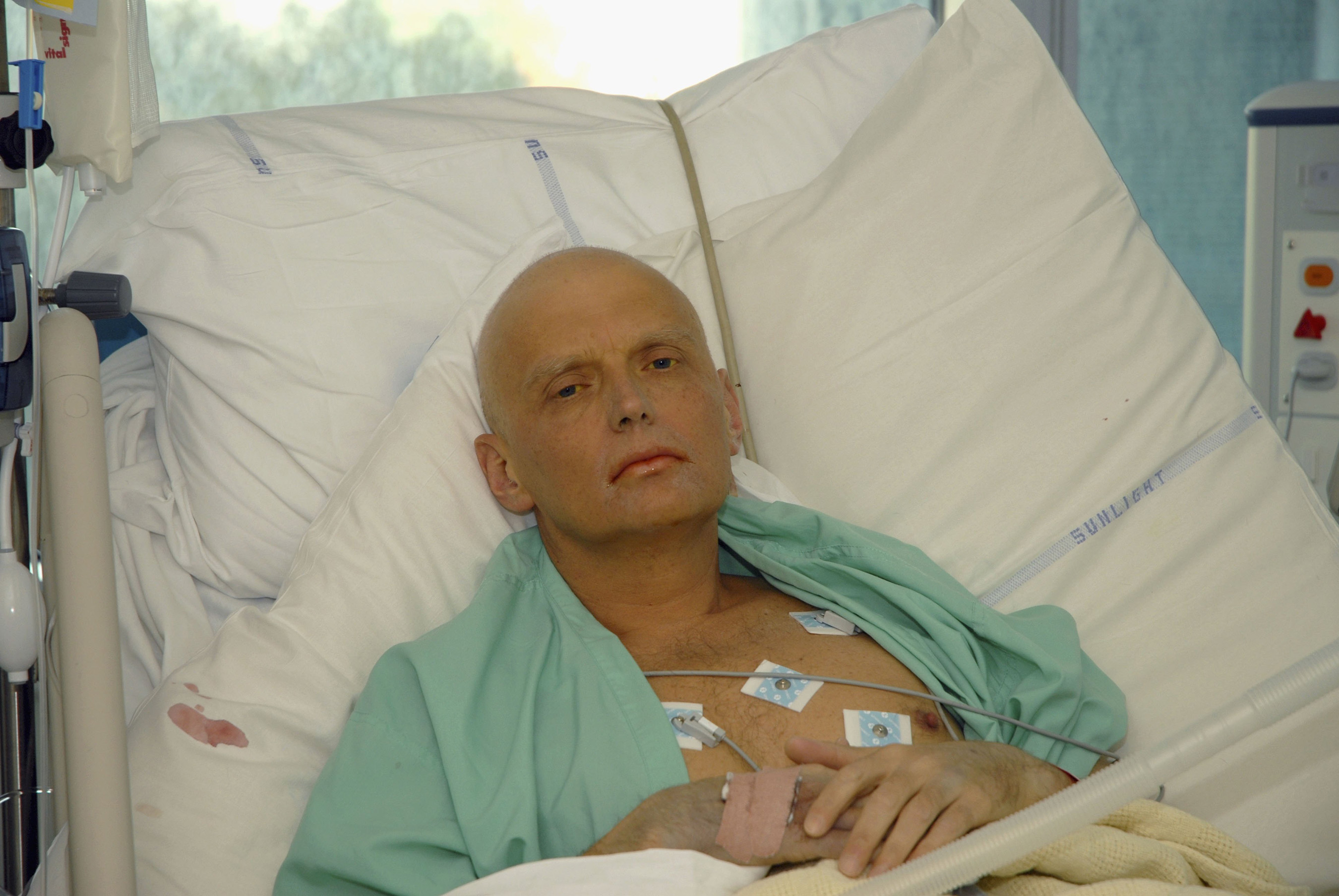 The Kremlin has repeatedly denied having anything to do with Litvinenko's murder
