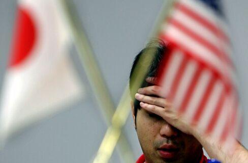 Dollar Falls to Post World War II Low Against Yen; Euro Rise