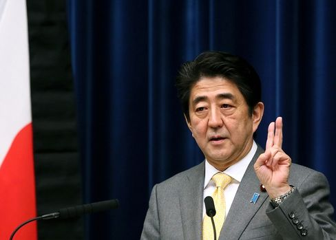 Misery Index Rising to 33-Year High on Abenomics