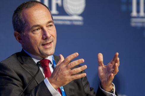 Societe Generale CEO Frederic Oudea