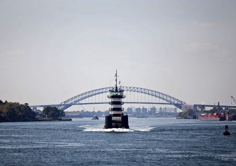 Port Authority Loses Ground to Baltimore as Panama Canal Expands