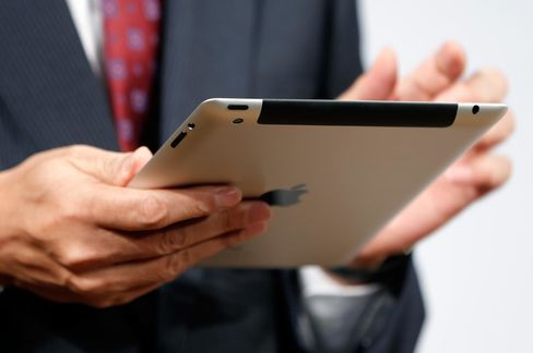 Apple Said to Prepare Thinner IPad Model for Release This Year