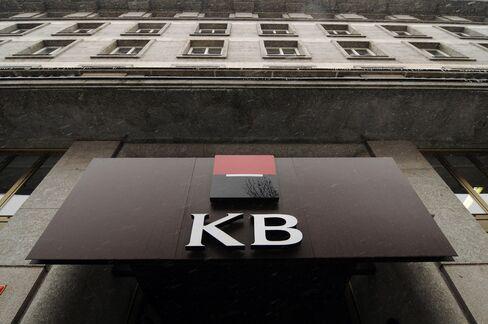 Prague's Fading Bourse Loses Favor as Komercni Says Buy Overseas