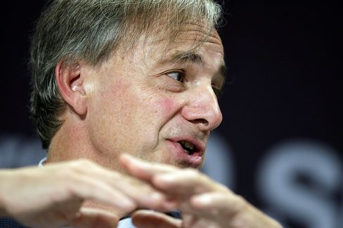 Bridgewater's Dalio Says 2013 'Game Changer' as Money Shifts
