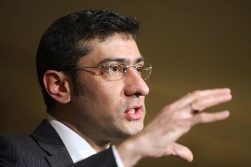 Nokia Siemens Networks Chief Executive Officer Rajeev Suri