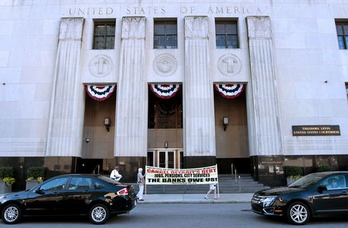 Detroit Bankruptcy Filing Is Valid for Now, Federal Judge Rules