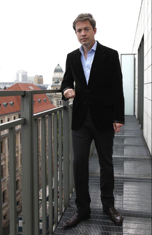 Billionaire Investor Nicolas Berggruen