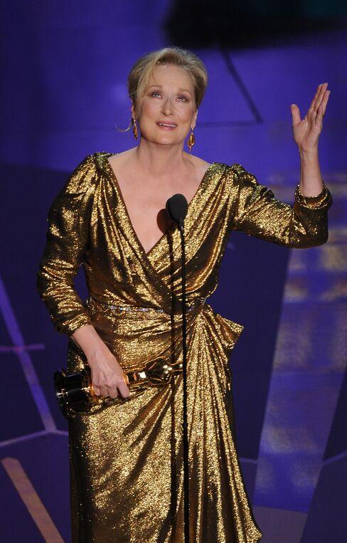 American Actress Meryl Streep