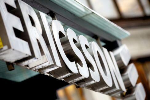 Ericsson Beats Estimates on China, Latin America