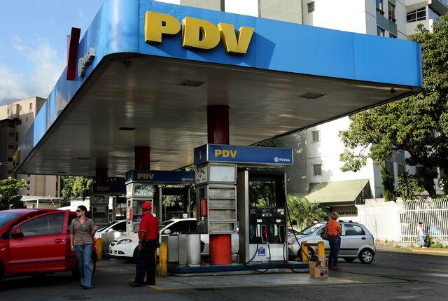 Venezuela has plans for its national oil company.             Photographer: Noah Friedman-Rudovsky/Bloomberg