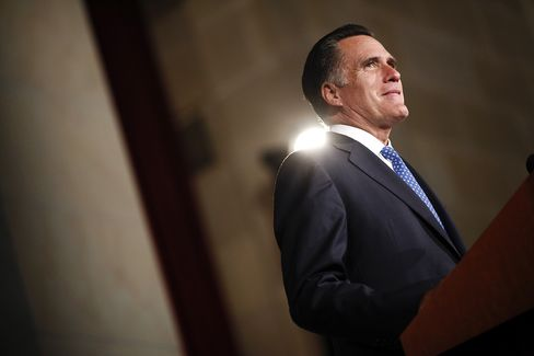Romney Finesses Republican Differences With Hill Consultation