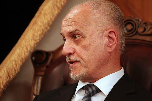 Deputy Prime Minister of Iraq Hussain al-Shahristani