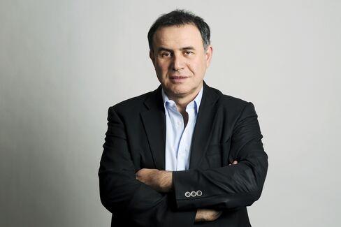 Nouriel Roubini Buys $5.5 Million Manhattan Condo