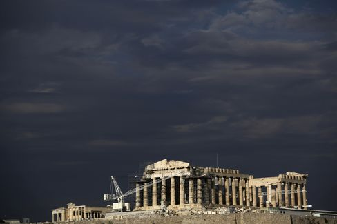 EU Officials Convene on Greece as Samaras Coalition Squabbles