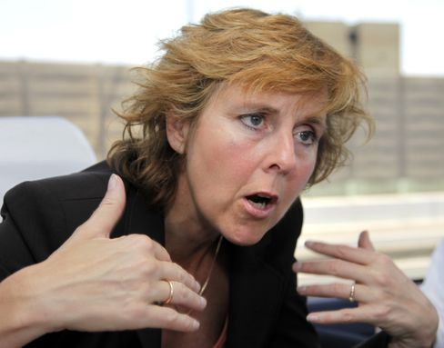 European Union Climate Commissioner Connie Hedegaard