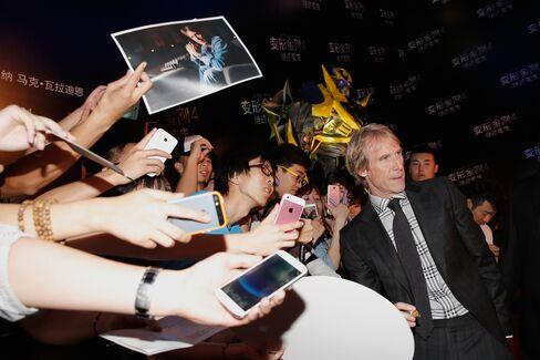 'Transformers: Age of Extinction' Beijing premiere
