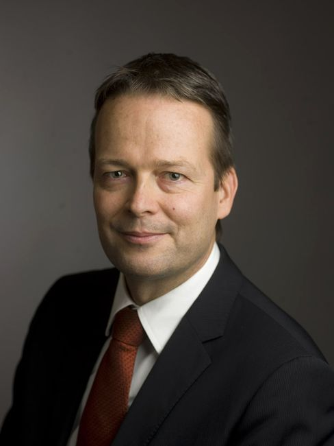 Akzo Nobel NV Chief Executive Officer Ton Buechner