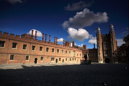 Eton Sponsors New School With Tuition Paid by U.K. Government