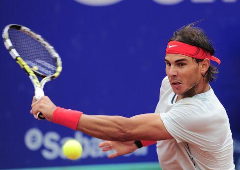 Tennis Player Rafael Nadal