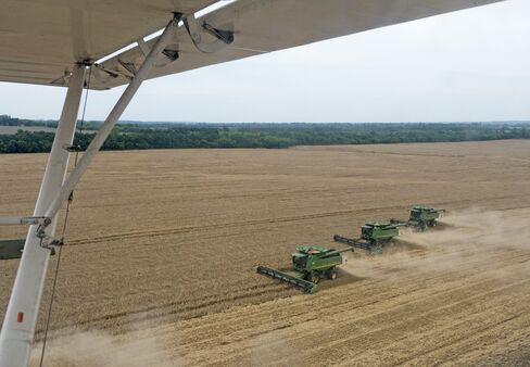 Ukrlandfarming Harvest