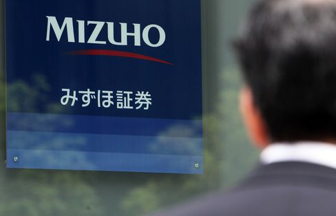 Mizuho to Hire Senior Bankers in U.S., Europe on Japan M&A Push