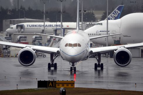 Boeing to Resume 787's Test Flights Today After Fire