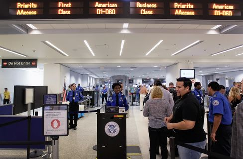TSA to Expand Signup Options for Faster Air Security Lines