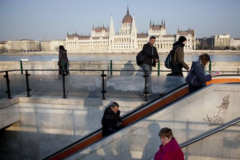 Hungarian Market Collapses After Forex Loans Debacle