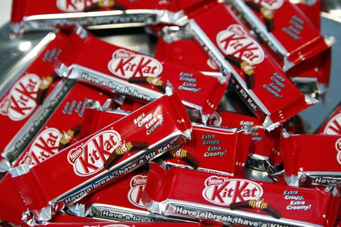 Nestle Borrows More Cheaply Than France as Investors Seek Havens