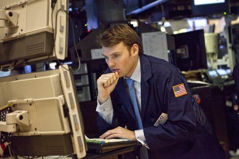U.S. Stocks Slide