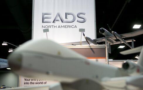 EADS Gains