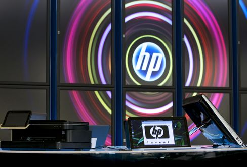 HP Woos Business Laptop Buyers With Web Access, Better Audio