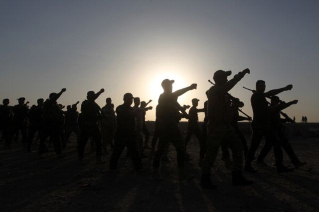 The fight in Iraq doesn't lend itself to superpower intervention anymore.