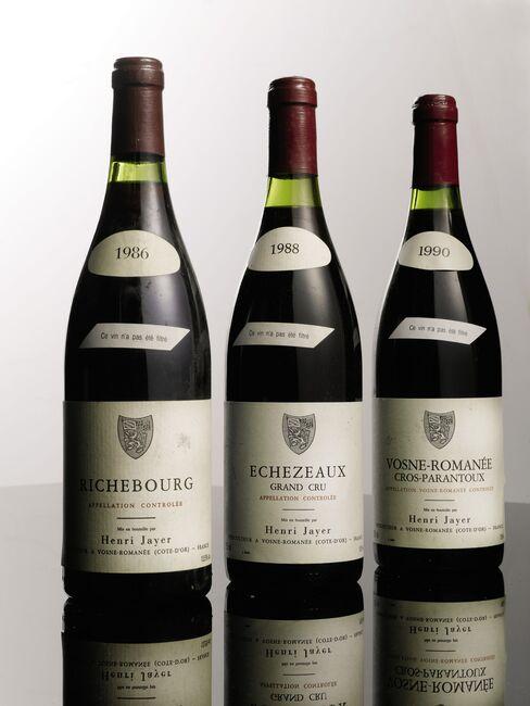 Vosne-Romanee Wine