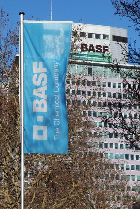 BASF Lifts 2010 Profit Goal as Markets Extend Rebound