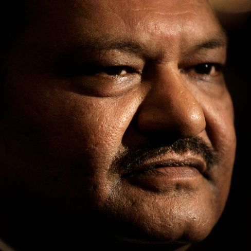 Indian billionaire Anil Agarwal