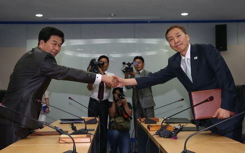 South and North Korea Agree on Plan Aimed at Opening Gaeseong