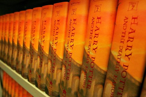 Scholastic Falls After 'Hunger Games' Publisher Cuts Outlook